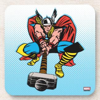 Thor Swinging Mjolnir Forward Coaster