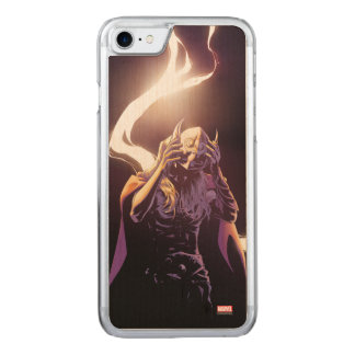 Thor Taking Off Helmet Carved iPhone 8/7 Case