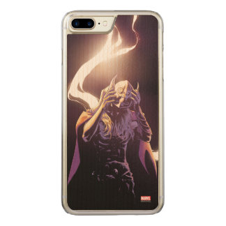 Thor Taking Off Helmet Carved iPhone 8 Plus/7 Plus Case