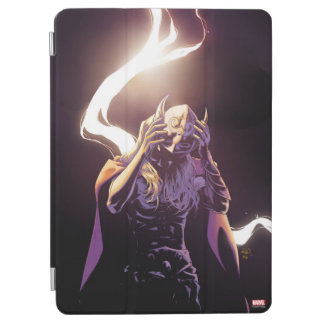 Thor Taking Off Helmet iPad Air Cover
