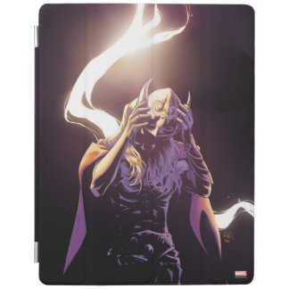 Thor Taking Off Helmet iPad Cover