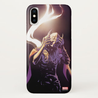 Thor Taking Off Helmet iPhone X Case