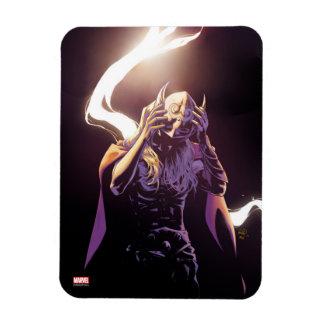 Thor Taking Off Helmet Magnet