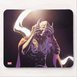 Thor Taking Off Helmet Mouse Pad