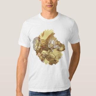 Thor Throwing Mjolnir T Shirts