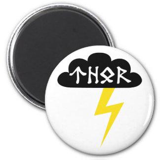 Thor Thunderbolt Magnet