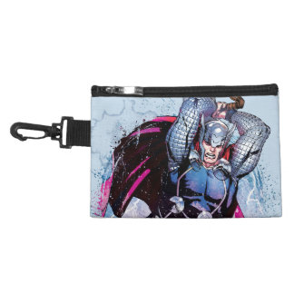 Thor Watercolor Character Graphic Accessories Bag