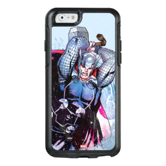 Thor Watercolor Character Graphic OtterBox iPhone 6/6s Case