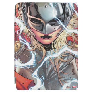 Thor With Lightning iPad Air Cover