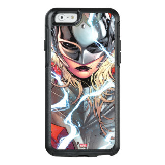 Thor With Lightning OtterBox iPhone 6/6s Case