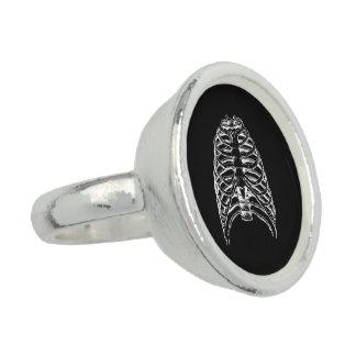 Thorax bones photo ring