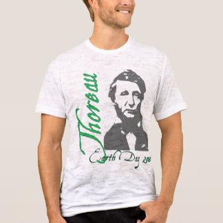 Thoreau Earth Day 2010 Men's T-Shirt