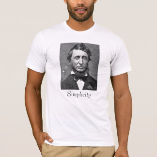 Thoreau T-Shirt
