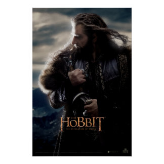 Thorin Character Poster 2 Perfect Poster