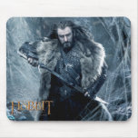 Thorin Character Poster 3 Mousepad
