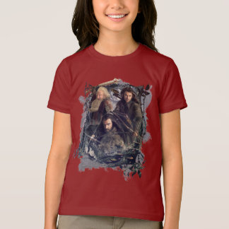 Thorin, Kili, and Balin Graphic Tee Shirt