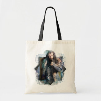 THORIN OAKENSHIELD™ Character Graphic Tote Bags