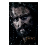 THORIN OAKENSHIELD™ Close Up Poster