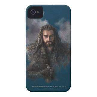 THORIN OAKENSHIELD™ Illustration iPhone 4 Cover