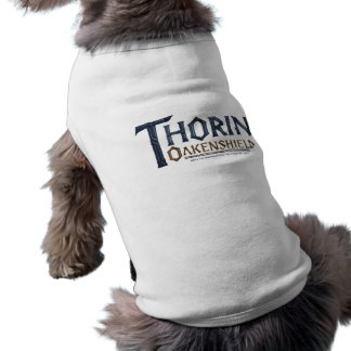 THORIN OAKENSHIELD™ Logo Blue Pet Shirt