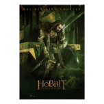 THORIN OAKENSHIELD™ On Throne Poster