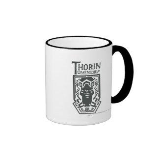 THORIN OAKENSHIELD™ Shield Symbol Ringer Coffee Mug