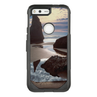 Thorn-Shaped seastack | Face Rock Wayside, OR OtterBox Commuter Google Pixel Case