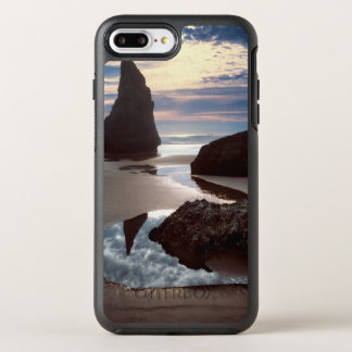 Thorn-Shaped seastack | Face Rock Wayside, OR OtterBox Symmetry iPhone 8 Plus/7 Plus Case