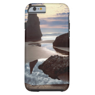 Thorn-Shaped seastack | Face Rock Wayside, OR Tough iPhone 6 Case