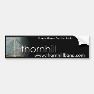 Thornhill Bumper Sticker