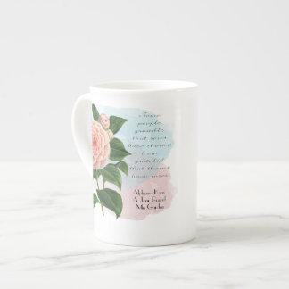 Thorns Have Roses Mug (Left Handed)