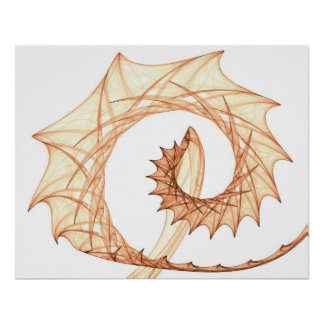 Thorns spiral poster