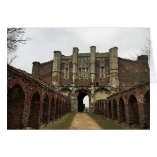 Thornton Abbey Greeting Card