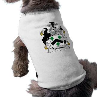 Thornton Family Crest Shirt