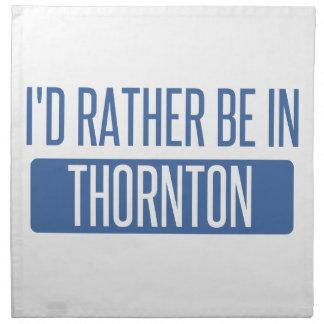 Thornton Napkin