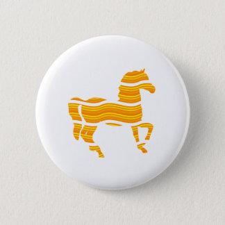 thoroughbred 2 inch round button