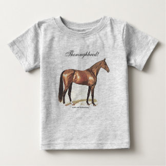 Thoroughbred Baby T-Shirt