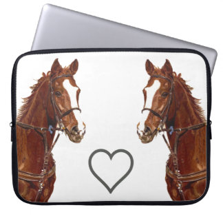 Thoroughbred Horse Laptop Sleeve