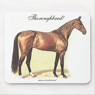 Thoroughbred Mouse Pad