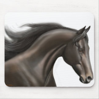 Thoroughbred Race Horse Mousepad
