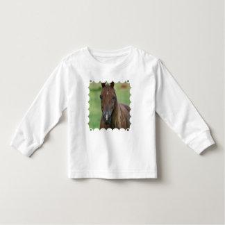 Thoroughbred Race Horse Toddler T-Shirt