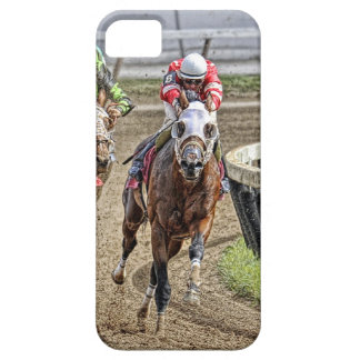 Thoroughbred Rounding Last Turn Case For The iPhone 5
