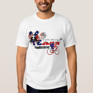 Thoroughbred Texan Cycling Vintage Shirt