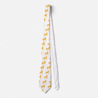 thoroughbred tie