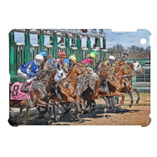 Thoroughbreds Gate Case For The iPad Mini