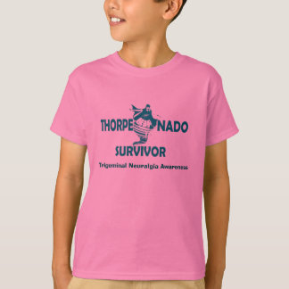 Thorpenado Survivor Child's Shirt
