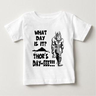 Thor's Day-eee!!! Baby T-Shirt