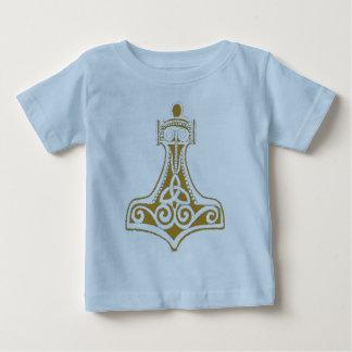 Thor's Hammer Baby T-Shirt