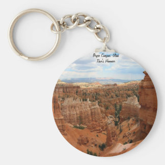 Thor's Hammer Bryce Canyon Utah Keychain