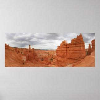 Thor's Hammer Bryce Canyon Utah united States Poster